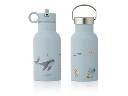 LW13072 Anker water bottle 6910 Sea creature mix Extra 0