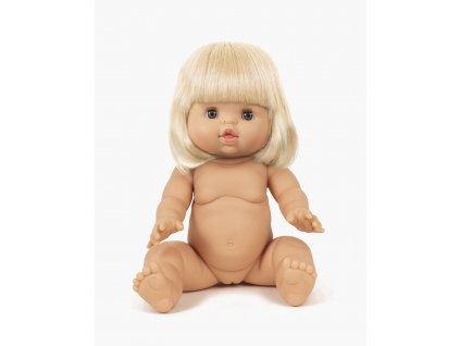 minikane poupee exclusive angele blonde platine aux yeux gris