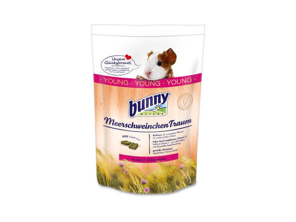 215221 1 bunny nature krmivo pro morcata young 750 g