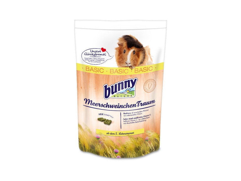 215223 1 bunny nature krmivo pro morcata basic 750 g
