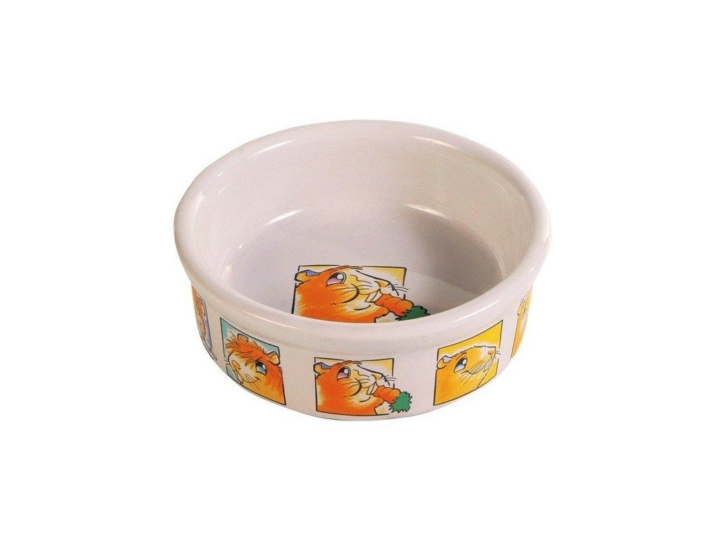 Porcelánová miska morče 240 ml/11cm TRIXIE