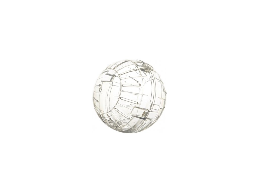 Savic Runner Ball hračka pro hlodavce plastový roller 12cm
