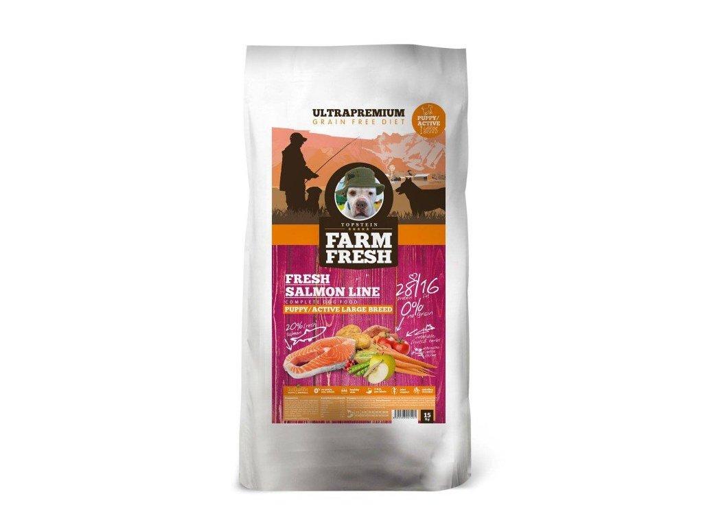 FARM FRESH SALMPUP