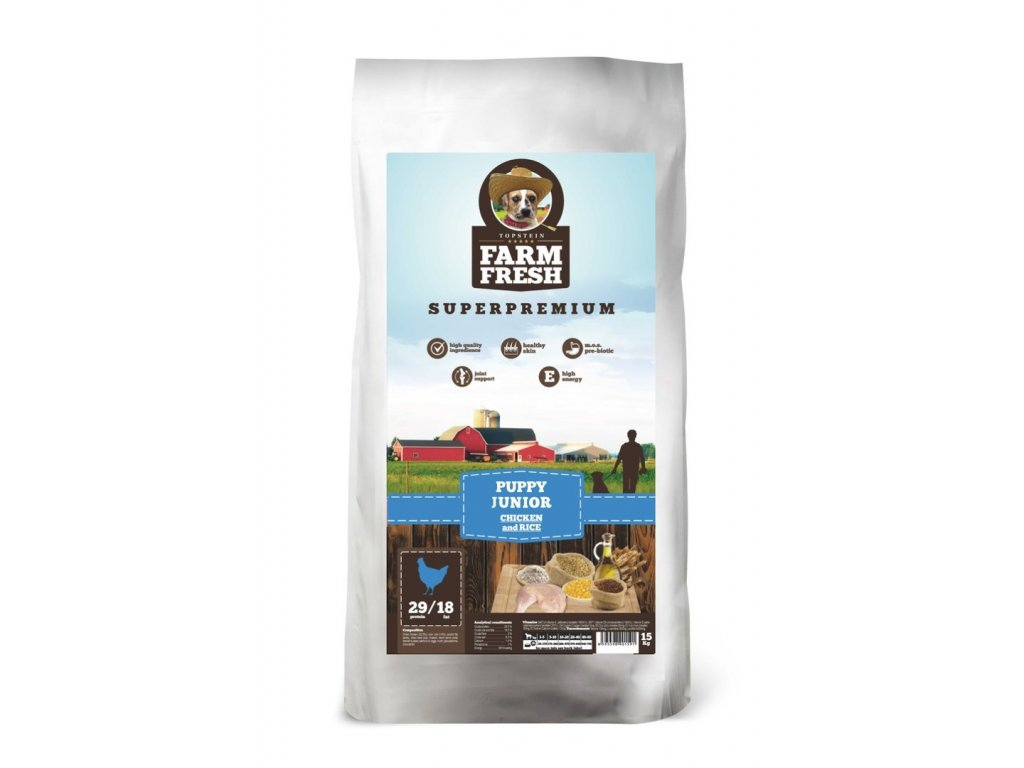 FARM FRESH PUPPY WEB