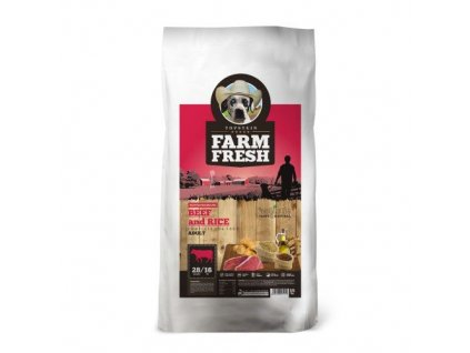 FARM FRESH BEEF AND RICE