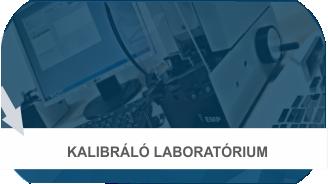 Akkreditált kalibrációs laboratórium