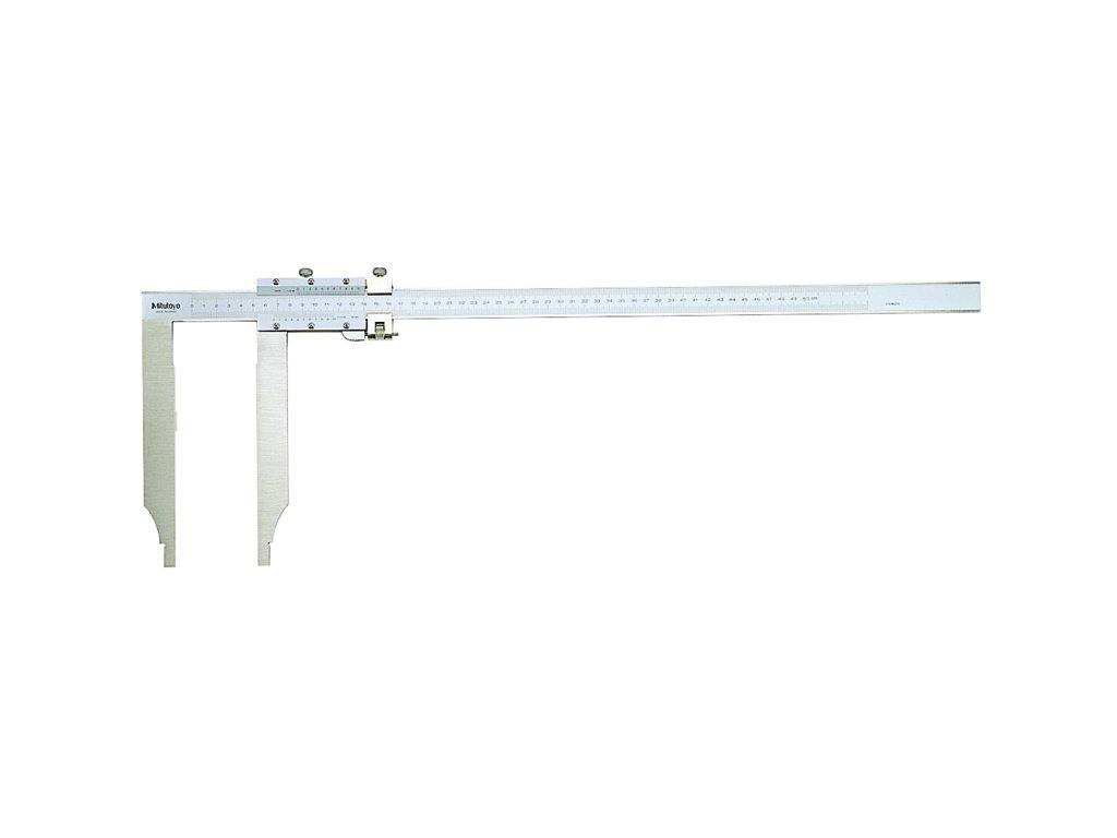 vernier-caliper--long-jaw-0-750mm--fine-adjust--0-02mm--metric-mitutoyo