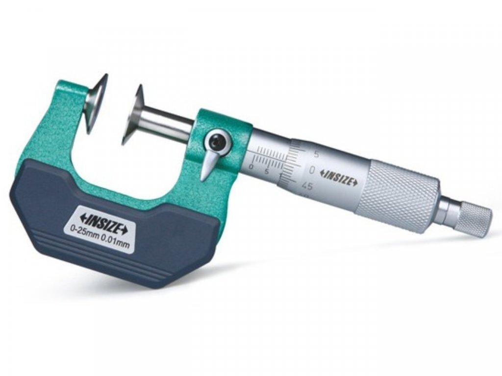 Insize-3282-25-tárcsás-mikrométer