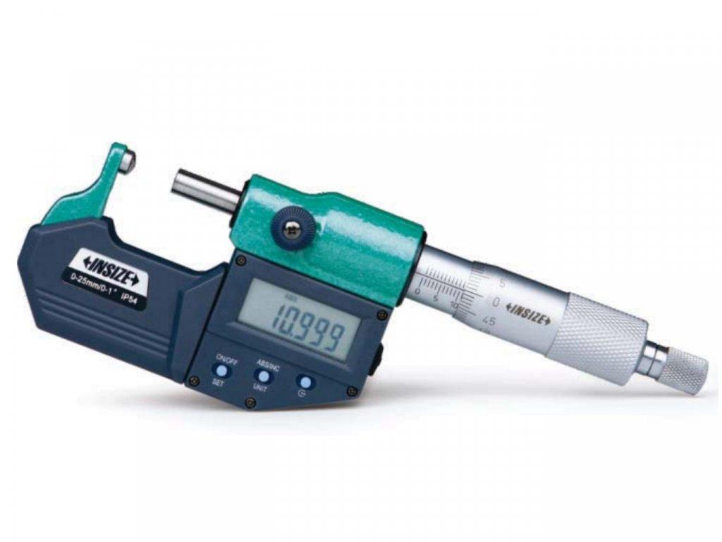 Insize-3560-25A-digitális-csőmérő-mikrométer