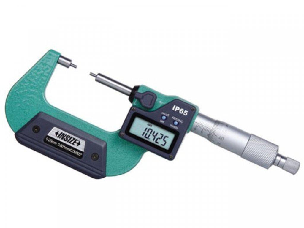 Insize-3533-25A-digitális-hullámmagasság-mérő-mikrométer