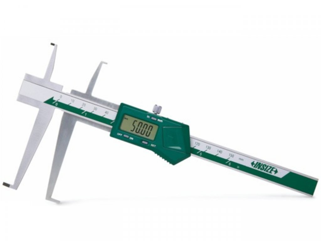 Insize-1176-150-digitális-kifelé-álló-mérőcsörös-tolómérő