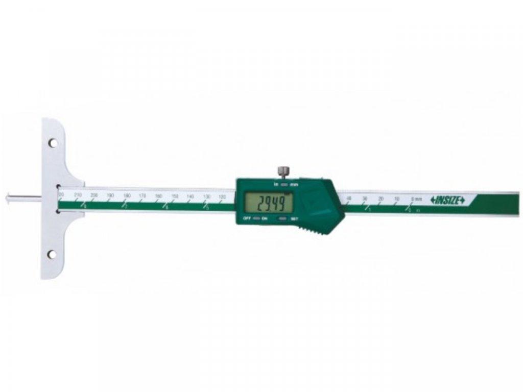 Insize-1148-200-digitális-mélységmérő-kerek-mérőruddal