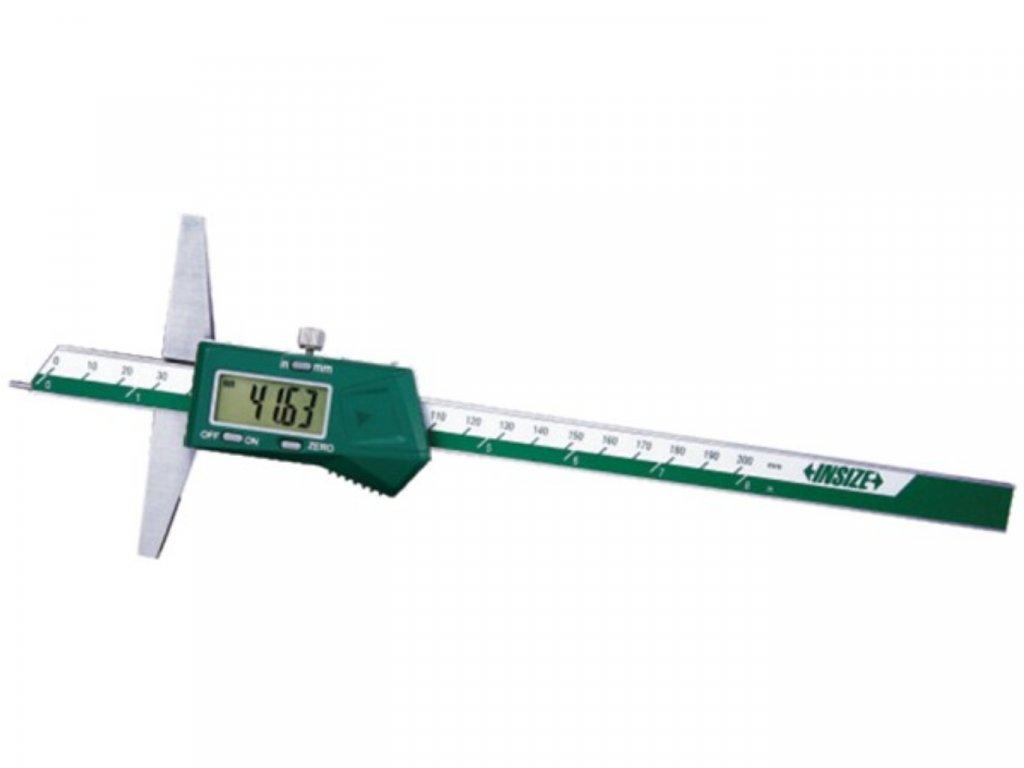 Insize-1143-200A-digitális-mélységmérő-tűhegyü-csúccsal