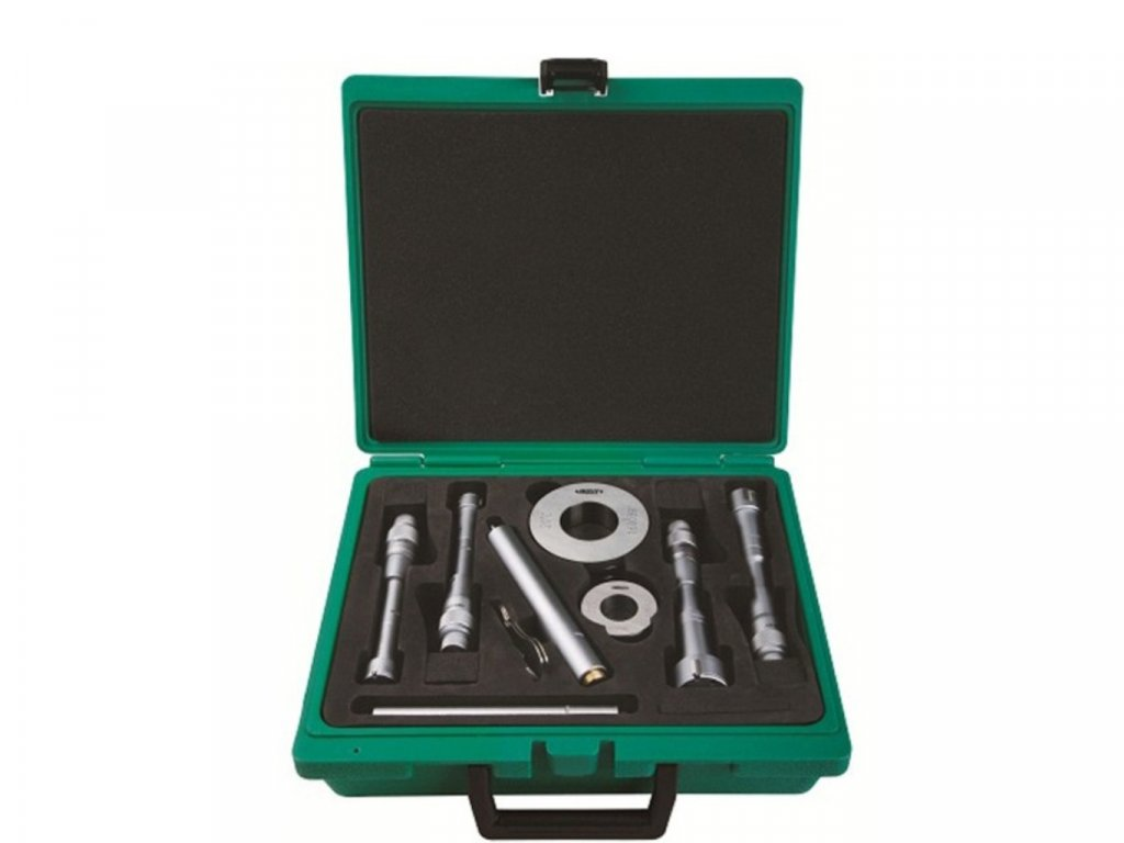 Insize-3227-1004-analóg-hárompontos-mikrométer-készlet