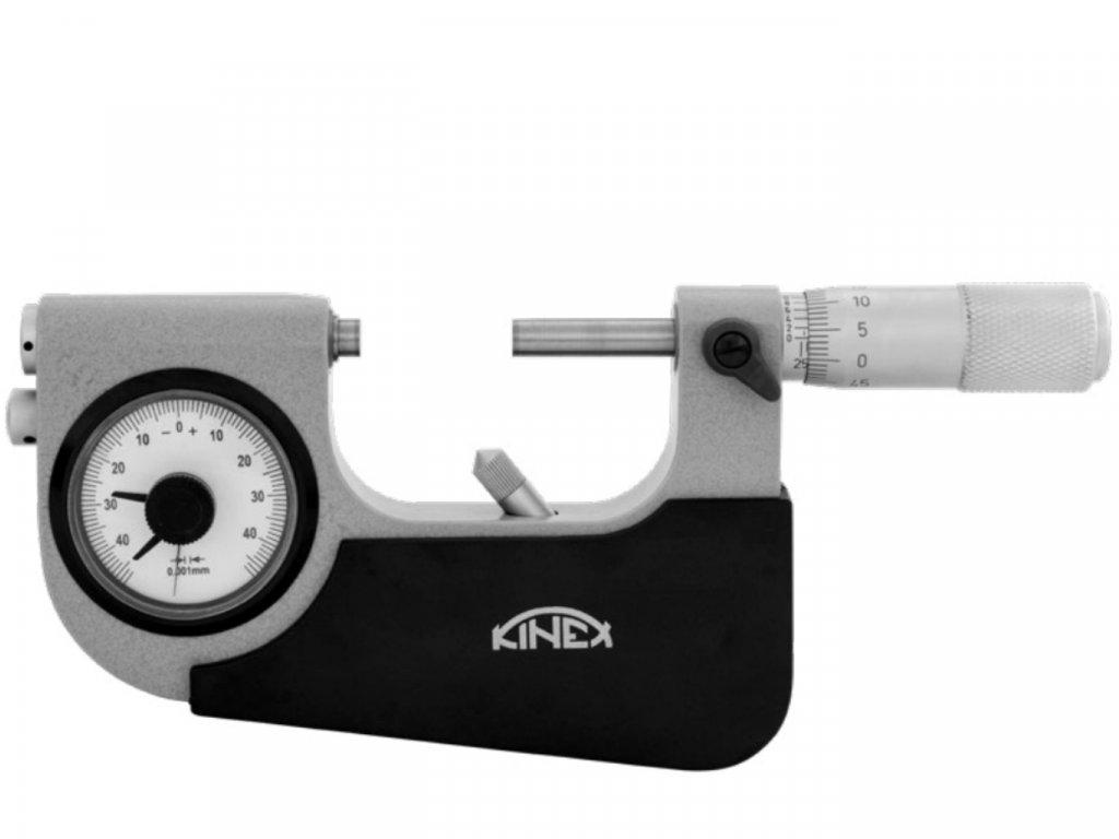 KINEX-7126-mérőórás-mikrométer