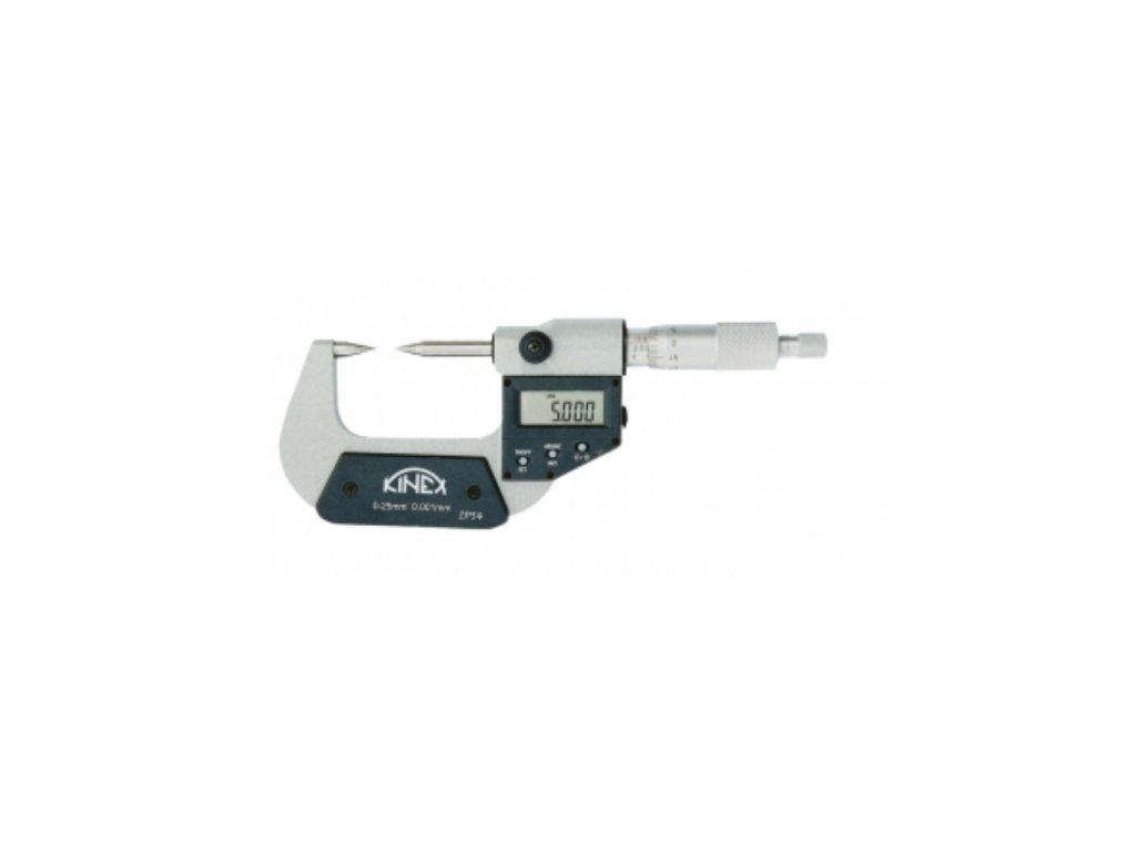 KINEX-7077-05-025-hegyevégű-mikrométer