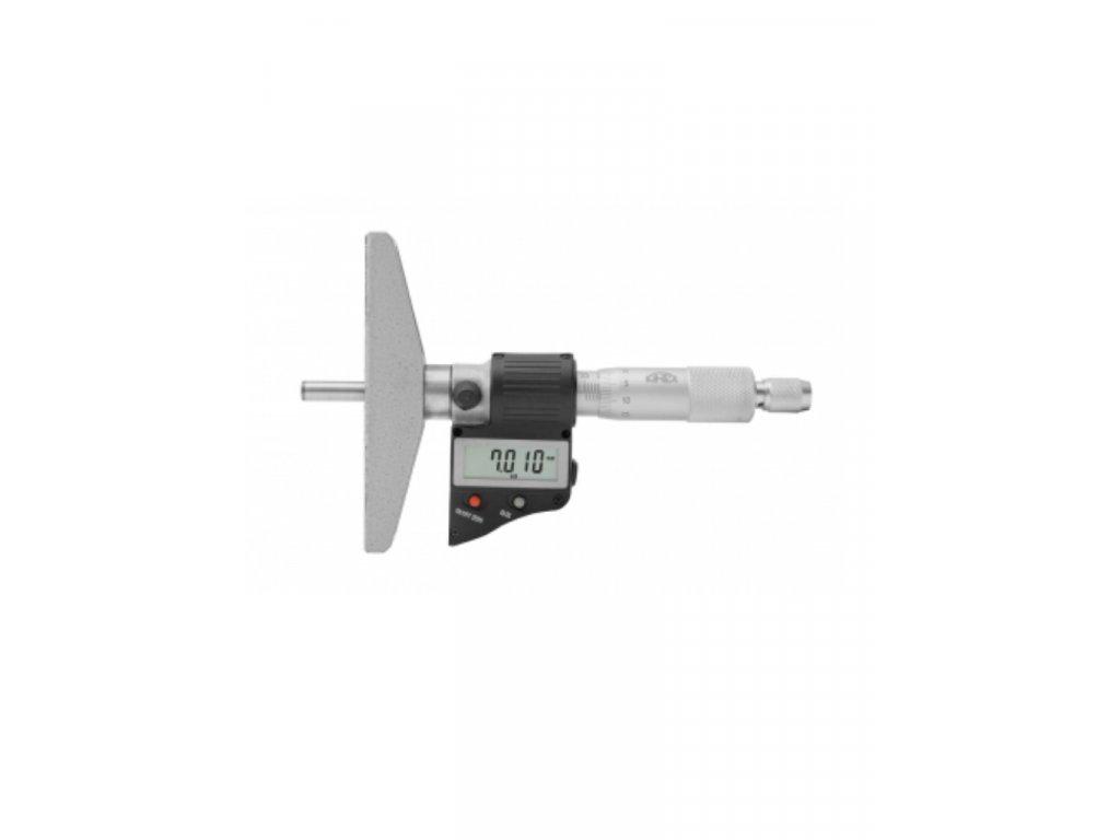 KINEX-7103-02-025-mélségmérő-mikrométer