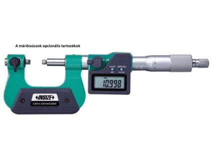 Insisze-3581-25A-digitális-menetmérő-mikrométer