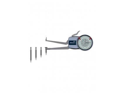 Mitutoyo-209-310-belső tapintókarós-analóg-mérőóra