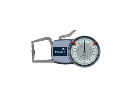 Mitutoyo-209-403-külső-tapintókarós-analóg-mérőóra
