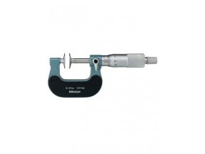 Mitutoyo-123-101-külső-analóg-tárcsás-mikrométer