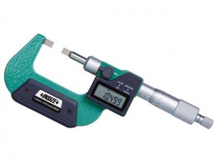Insize-3532-25A-digitális-pengés-mikrométer