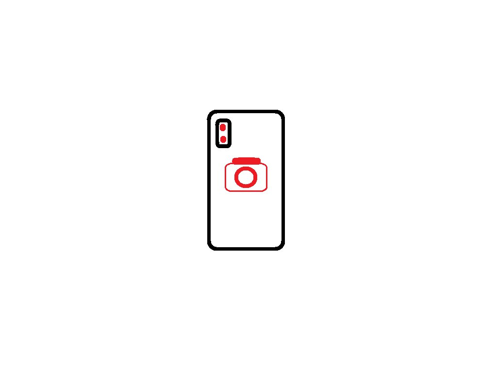 Vymena zadni kamery