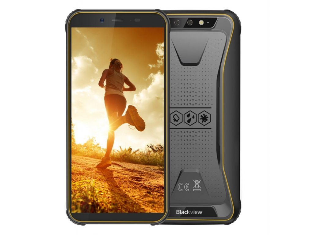iGET Blackview GBV5500 Pro Yellow