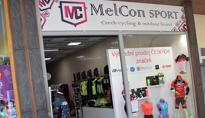 Prodejna MelCon Sport OC Nisa