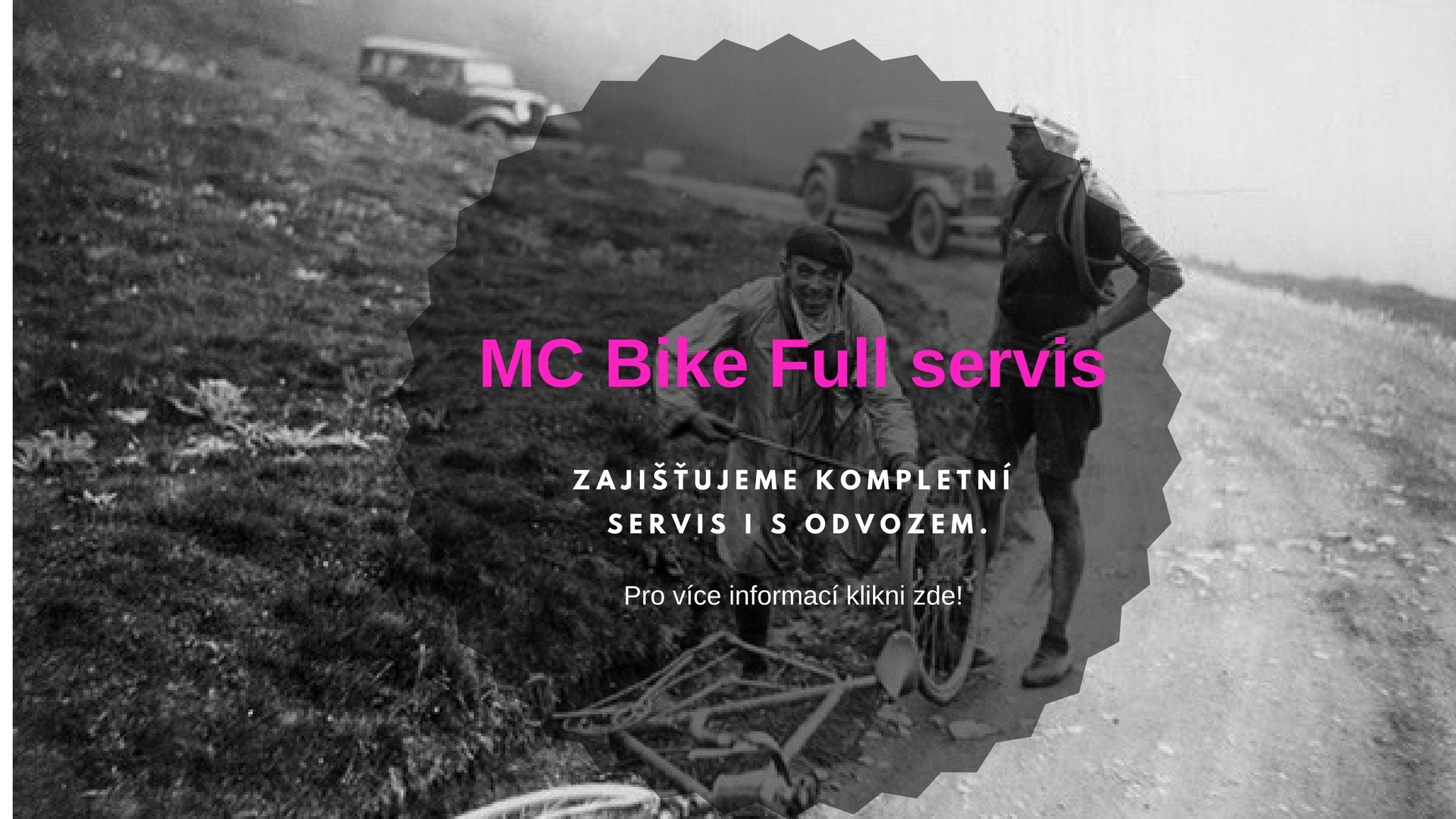 MC Bike Full servis Special Herbs