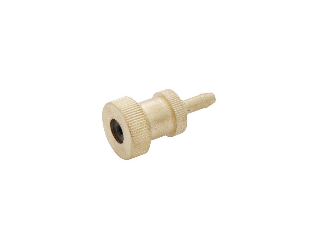 koncovka hadice hustilky pro FV galuskový ventil