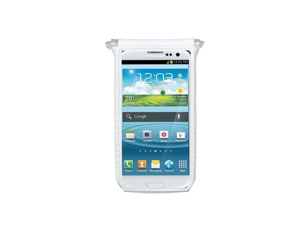 "brašna TOPEAK SmartPhone DryBag 5"" bílá"