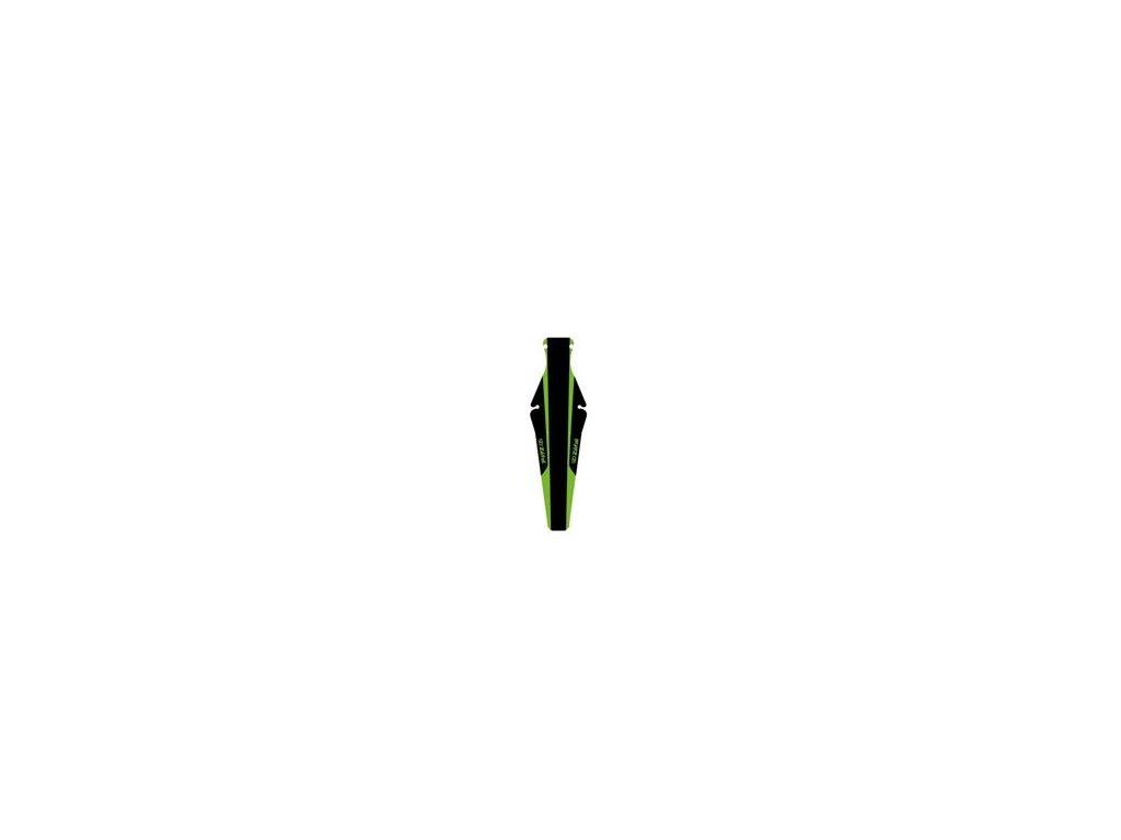 blatník zadní Zefal Lite M uni zeleno/černý