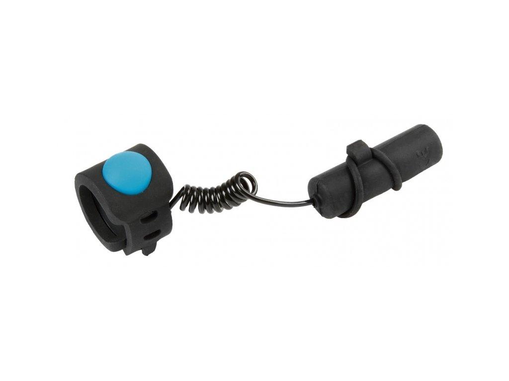 zvonek M-Wave battery černý