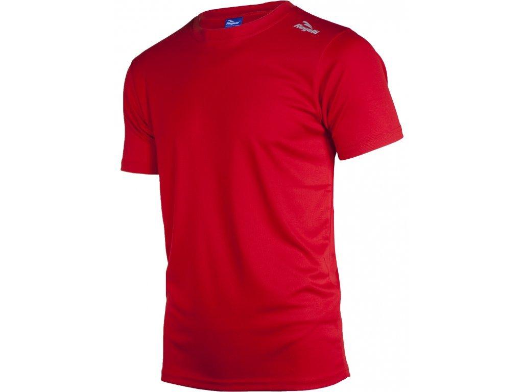 triko krátké pánské Rogelli PROMOTION červené