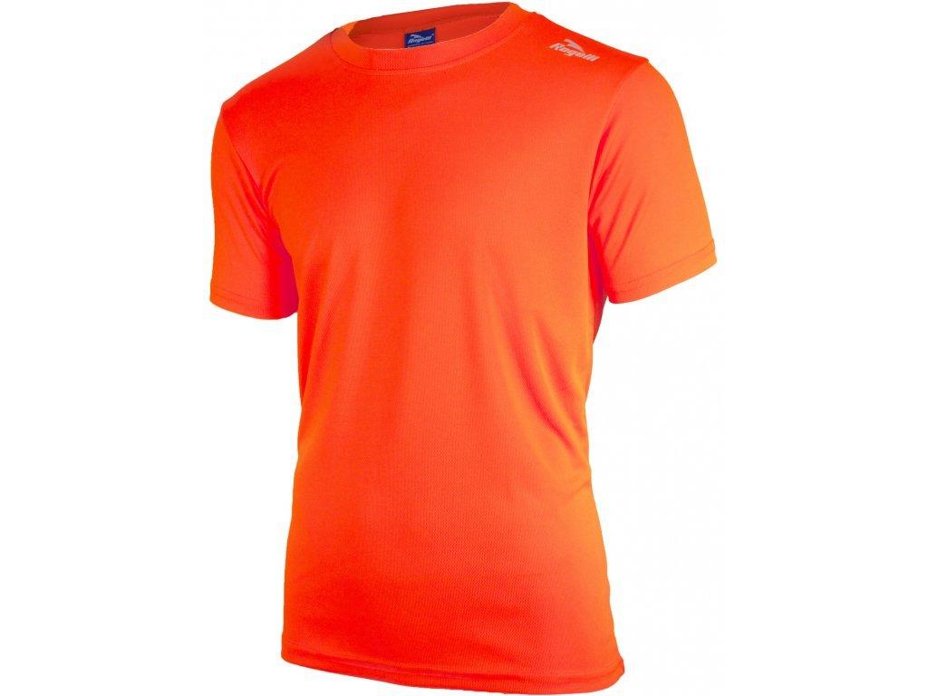 triko krátké pánské Rogelli PROMOTION oranžové