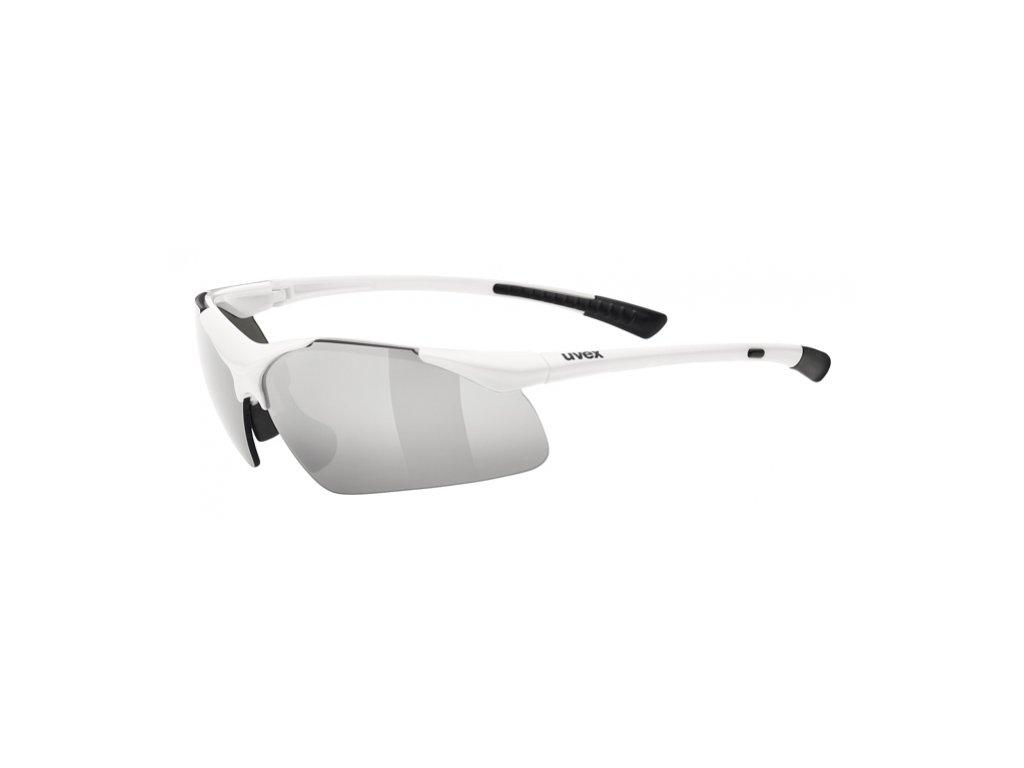 brýle UVEX Sportstyle 223 bílé