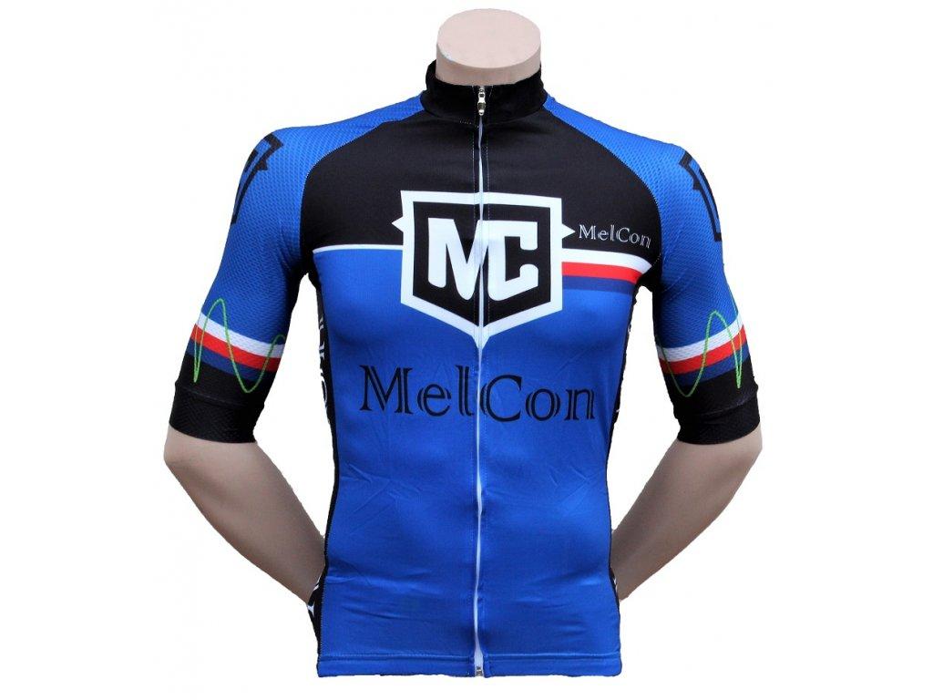 Pánský dres MelCon Race Modrý