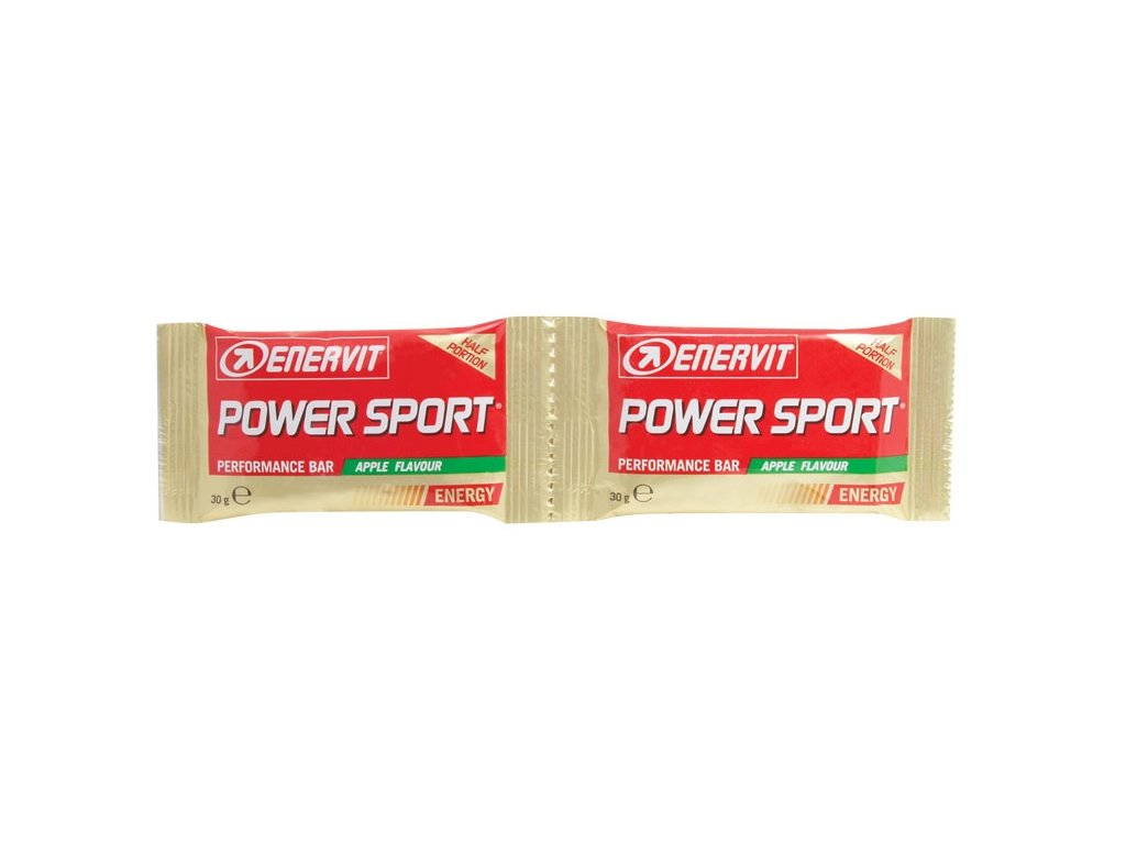 ENERVIT Performance Bar, tyčinka 2x30g, jablko