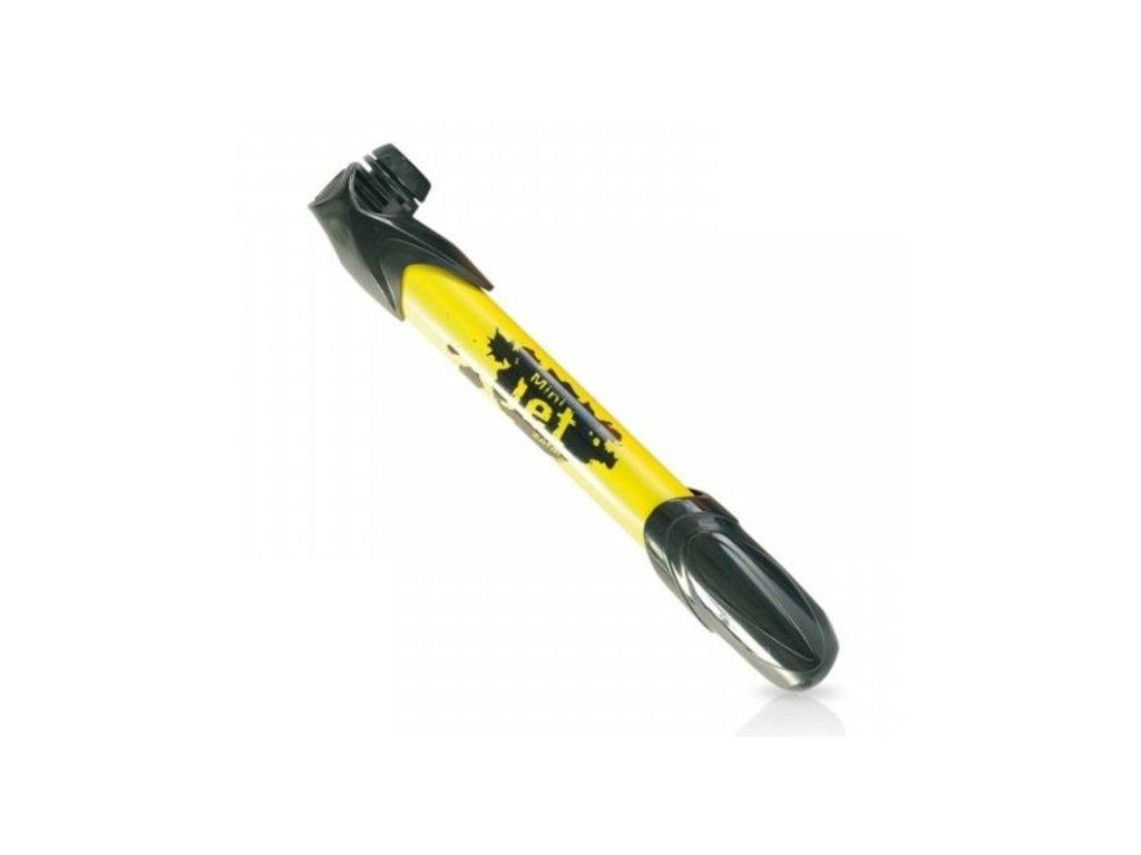 hustilka Zefal Mini Jet žlutá