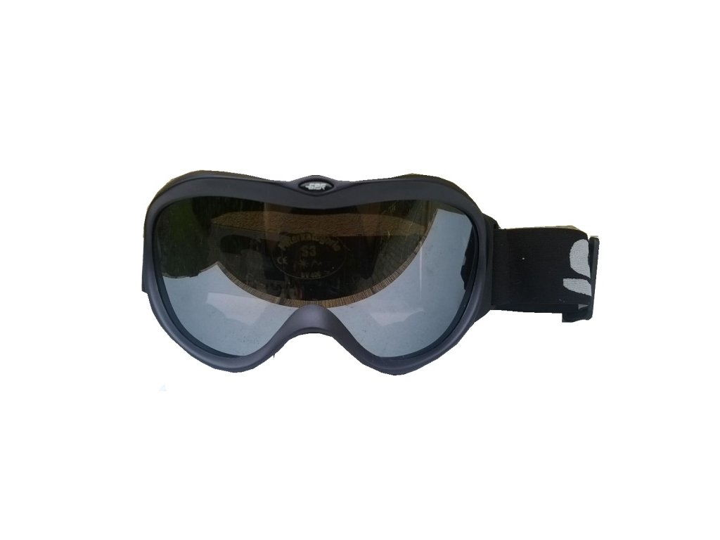 brýle lyžařské/snowboardové Victory LB černé