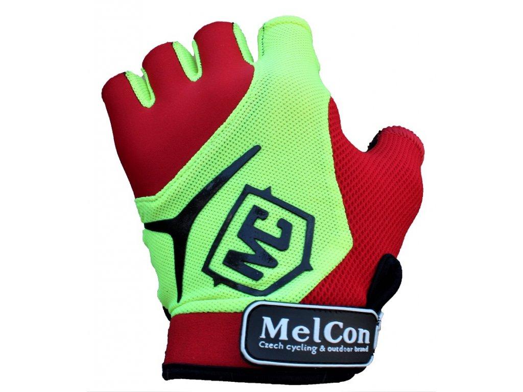 Rukavice cyklistické MelCon Team MTB