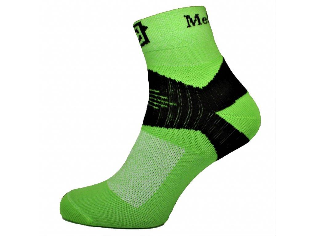 Ponožky MelCon X zelené