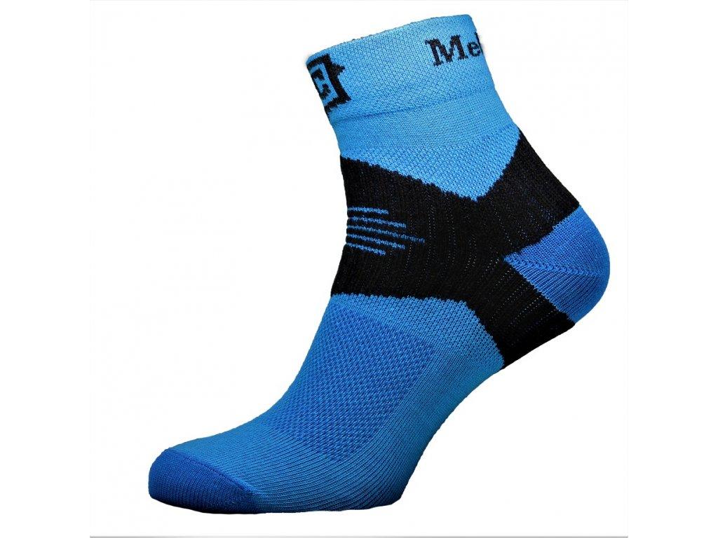 Ponožky MelCon X modré