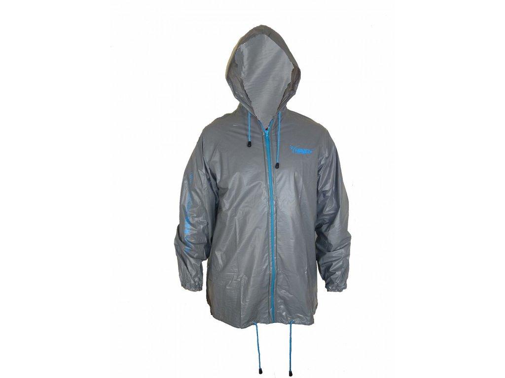 Pláštěnka HAVEN CLASSIC II Graphite Grey/Blue
