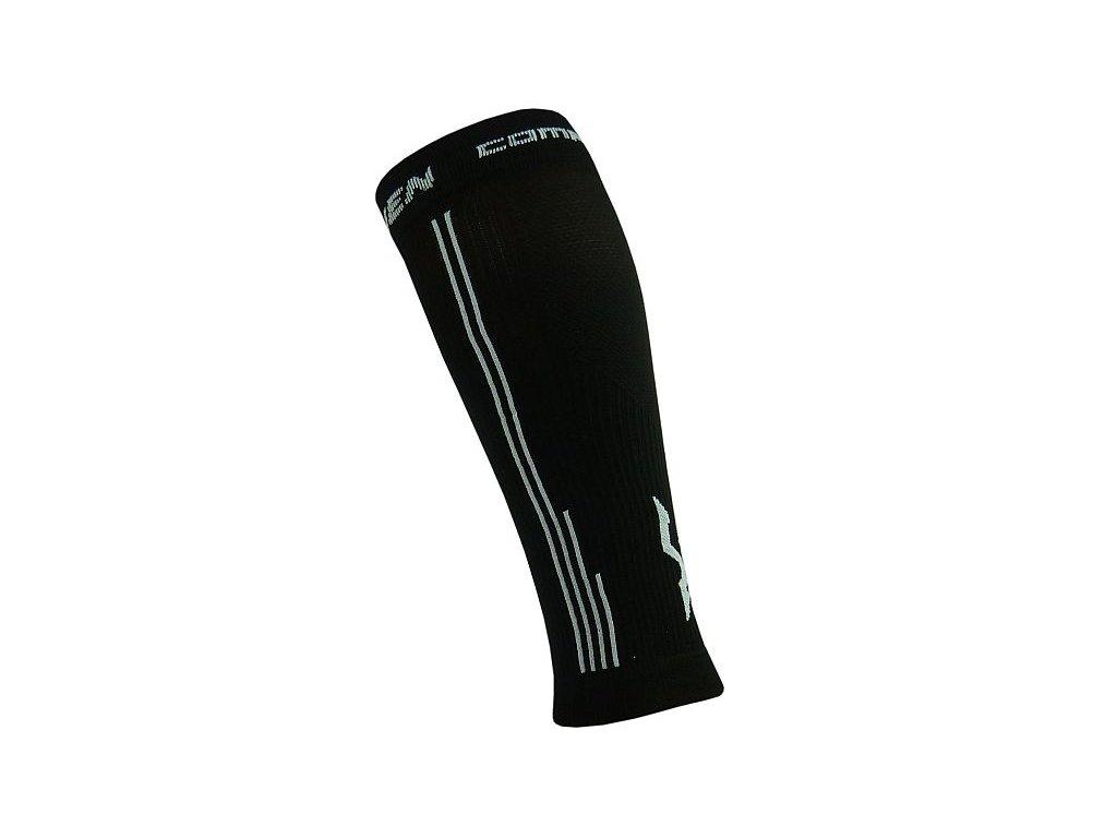 Kompresní návleky HAVEN Compressive Calf Guard EvoTec black/white- HIGH COMPRESSION vel.