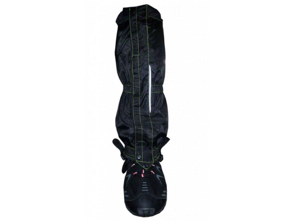Zimní návleky na kalhoty HAVEN ICEBRAKER BLACK