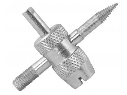 závitník pro opravu těla galuskového ventilku
