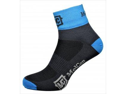 Ponožky MelCon Bikers Modré