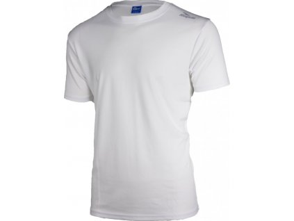 triko krátké pánské Rogelli PROMOTION bílé